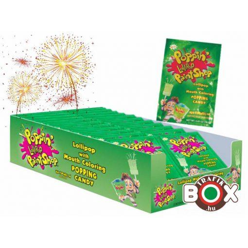 Poppin Lolly pop pattogós cukorka 18,5g (dinnye)