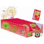 Poppin Lolly pop pattogós cukorka 18,5g (cherry) 24db/doboz