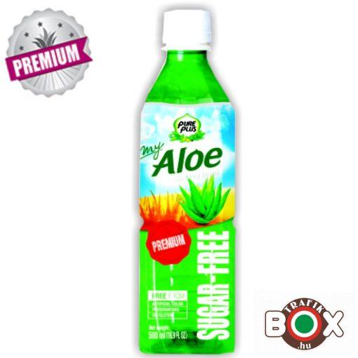 MY ALOE PRÉMIUM ital CUKORMENTES 500 ml