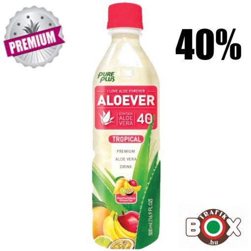MY ALOE PRÉMIUM ital TROPICAL 40% 500 ml