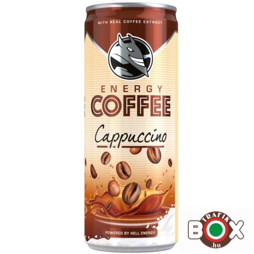 HELL Energy Coffe Cappuccino 250 ml