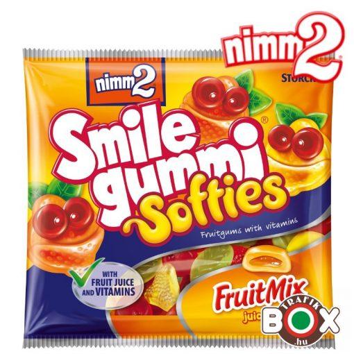 nimm2 Smilegummi Softies Fruit mix vitaminokkal 90g