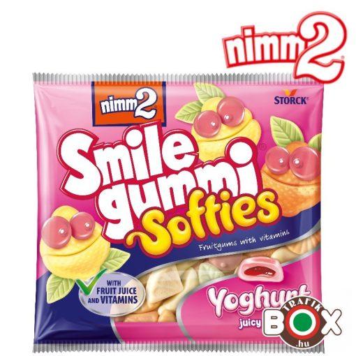 nimm2 Smilegummi Softies yoghurt vitaminokkal 90g