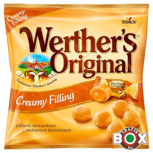 Werther's Original Creamy Filling 80g