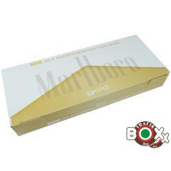Cigarettahüvely Marlboro Gold 100 db-os  (Nem Aktív Szenes) A006677