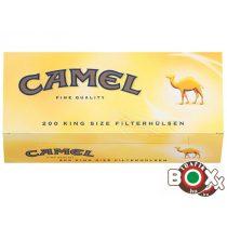 Cigarettahüvely Camel (200 db-os) A006678