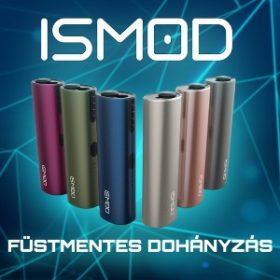 iSMOD dohányhevítő készülékek