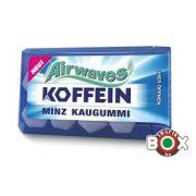 Airwaves KOFFEIN mentol rágó 8 db-os