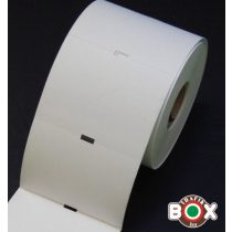 Polccimke 50 x 30 mm fehér cimke (1000db/tekercs)
