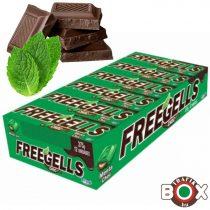 Freegells mentolos-csokis cukorka 31g