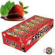 Freegells csokis-epres-mentolos cukorka 31g