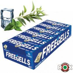 Freegells mentol-eucalyptus cukorka 31g