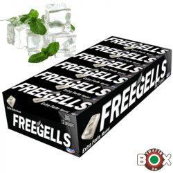 Freegells extra-stong mentol cukorka 31g