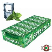 Freegells mentolos cukorka 31g