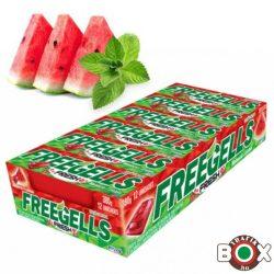 Freegells görögdinnye-mentol cukorka 31g