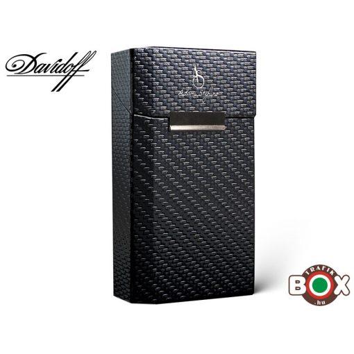 Adami Stefano Cigarettatartó doboz DAVIDOFF Carbon-x Blue UT