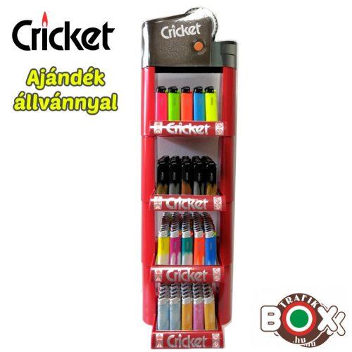 Cricket 4 tálca + AJÁNDÉK display
