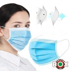 Egészségügyi arcmaszk 3 rétegű