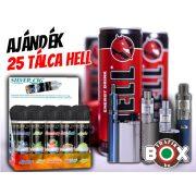 Ecigaretta csomag + AJÁNDÉK 25 tálca HELL energiaital