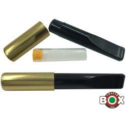 Cigarettaszipka Fibam 8,5 cm 013003