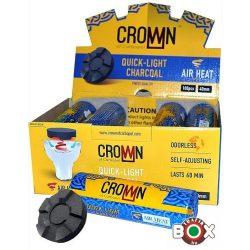 Vizipipaszén Carbopol Crown 40 (C40)10db-os