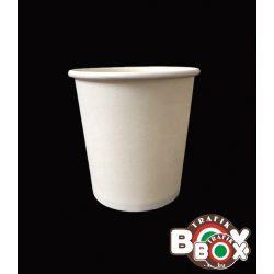 Papírpohár Fehér 110ml 50 db-os