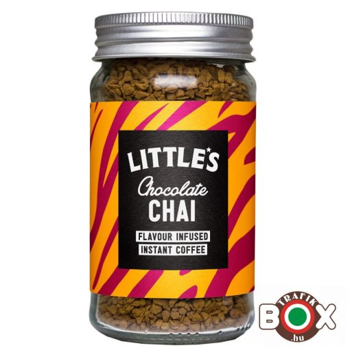 Little's Chocolate Chai ízű Prémium instant kávé 50 g