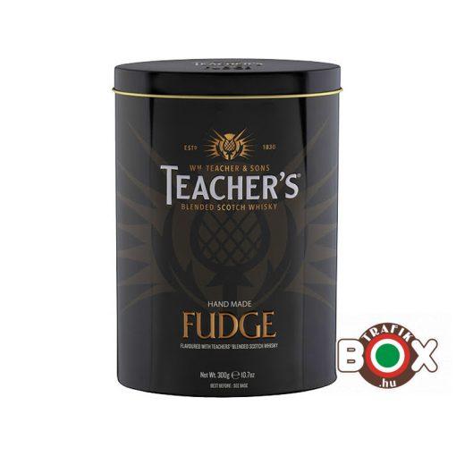 Gardiners Teacher's Whisky ízesítésű Fudge 250g