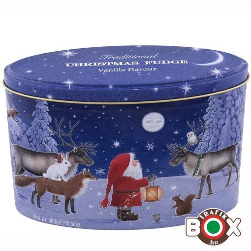 Gardiners Santa & Moon Tin – Vanilla Fudge Limitált 300g