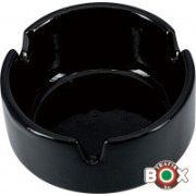 Hamuzó Fekete kerámia 7cm 12740