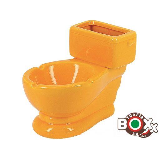Hamuzó Kerámia WC sárga 10 cm 12759