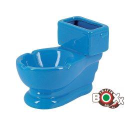Hamuzó Kerámia WC Kék 10 cm 12761