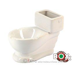 Hamuzó Kerámia WC Fehér 10 cm 12764