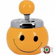 Hamuzó Smile sárga 12765