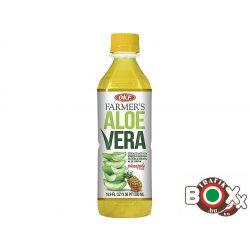 ALOE VERA (OKF Farmers) ital ananász ízű (Pineapple) 500 ml 12775