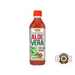 ALOE VERA (OKF Farmers) ital gránátalma ízű 500 ml 12777