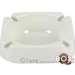 Hamutartó Műanyag fehér 9,3×9,3 cm 12808