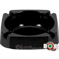 Hamuzó Műanyag fekete 9,3×9,3 cm 12809