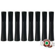 Cigarettaszipka műanyag fekete 8db/zacskó 140090