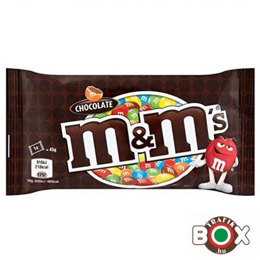 M&M's drazsé  csokis 45g