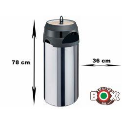 Kültéri Hamuzó és szemetes 60 literes 142005