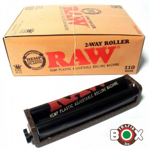 Cigarettasodró RAW Kender Kompozit műanyagból 70 mm 15580