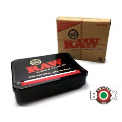 Dohány+papírtartó RAW Fém 70 mm 15899