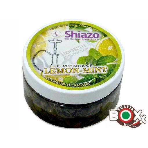 Vizipipa Ásványi kő Shiazo  Lemon/mint ízesítésű