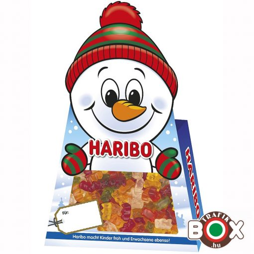 HARIBO Hóember gumicukorka 200 g