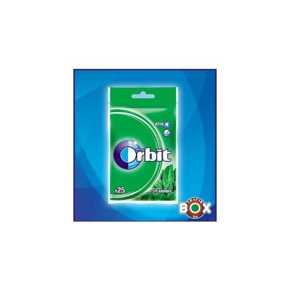 Orbit Bag Spearmint 25 db-os (zöld)