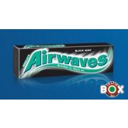 Airwaves Drazsé Black Mint 10 db-os