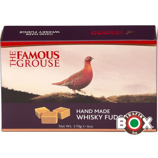 Gardiners The Famous Grouse Fudge 170g