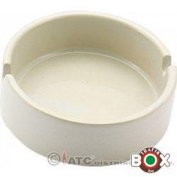 Hamuzó Fehér Porcelán 10CM 200009