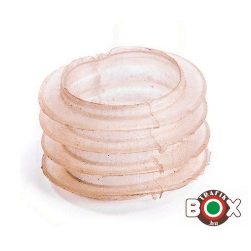 Vizipipa Tartozék Gumitömítés szilikon XL (Üveghez)